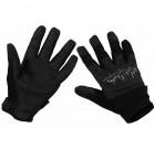 Taktičke rukavice Mission crne