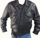 Kožna jakna Nemačke Policije model 2