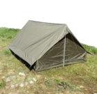 Orginalni šator Francuske vojske braon