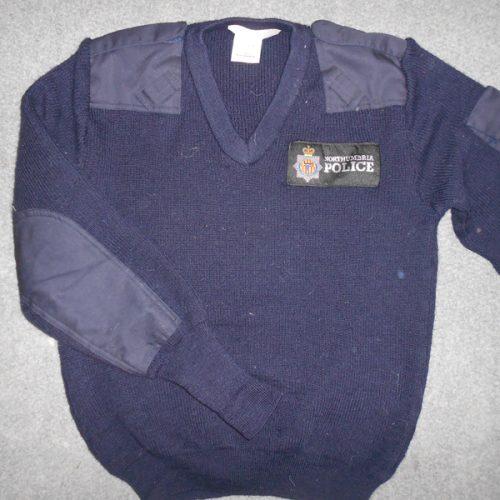 Džemper Britanske policije