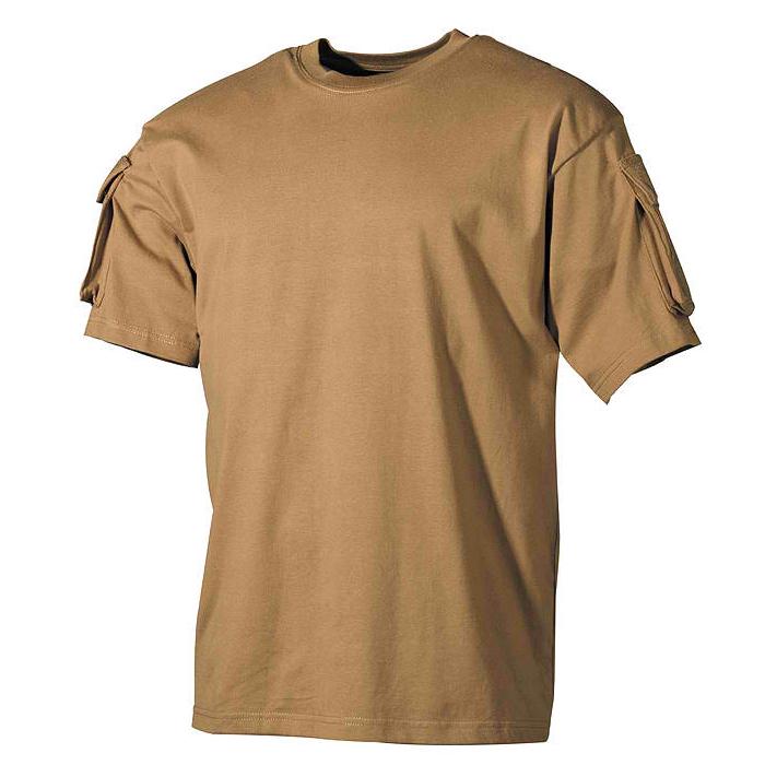 majica combat tan