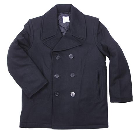 U.S. Pea coat