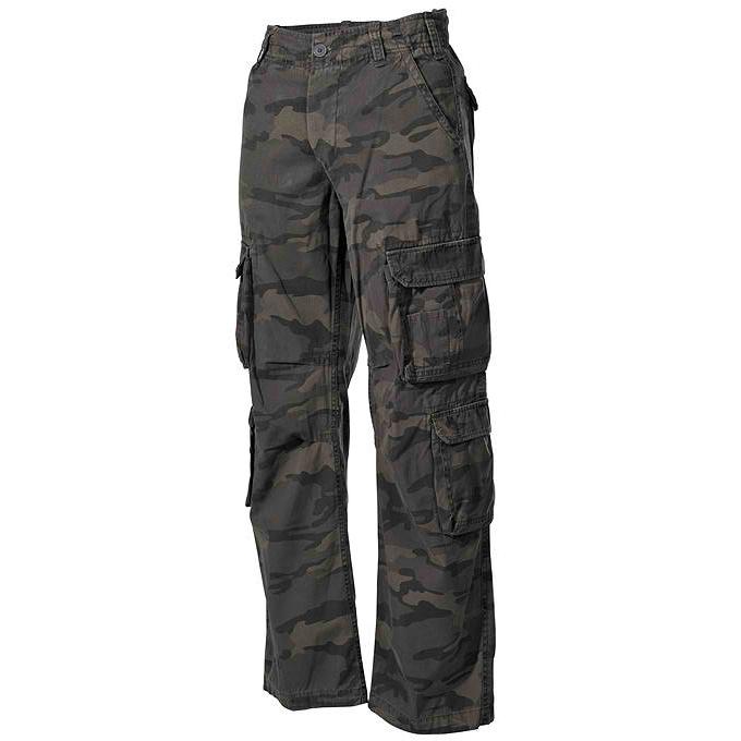 pantalone combat camo