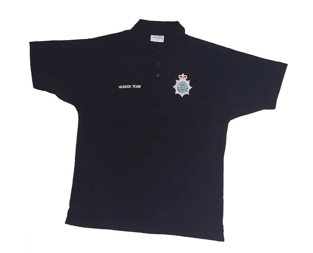Polo majica Britanskih službi
