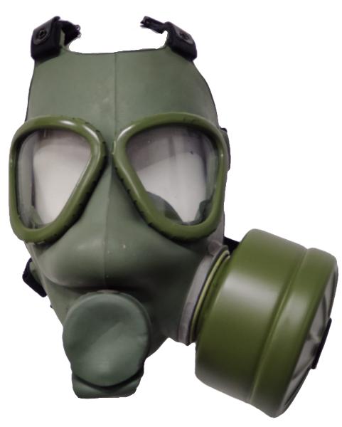 Gas maska M1 (1)