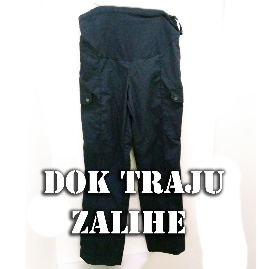 trudničke pantalone zalihe
