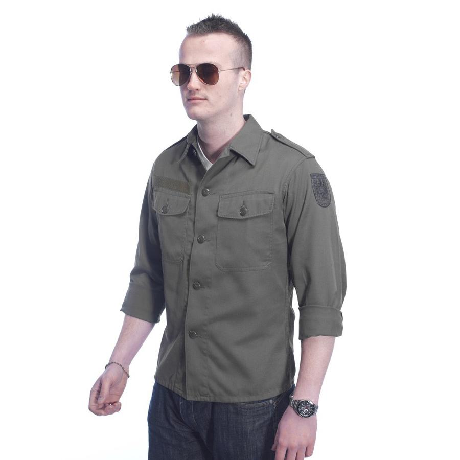 Austrijska-vojna-košulja
