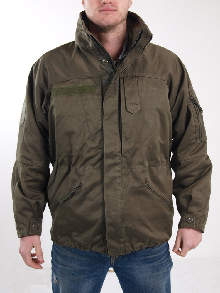Alpine Military Jacket Men's – Austrian Army Surplus
