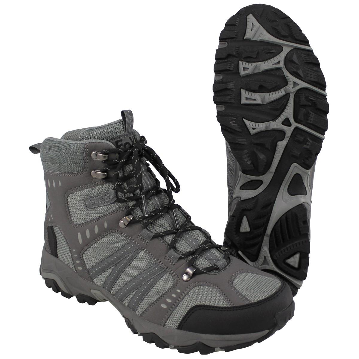 Borbene cizme Tactical sive