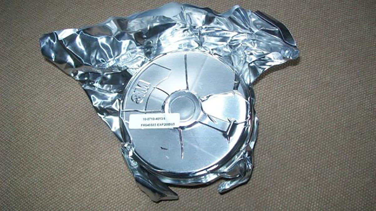 Filter za Britansku gas masku
