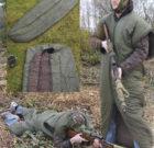 Austriska snajperska vreća za spavanje