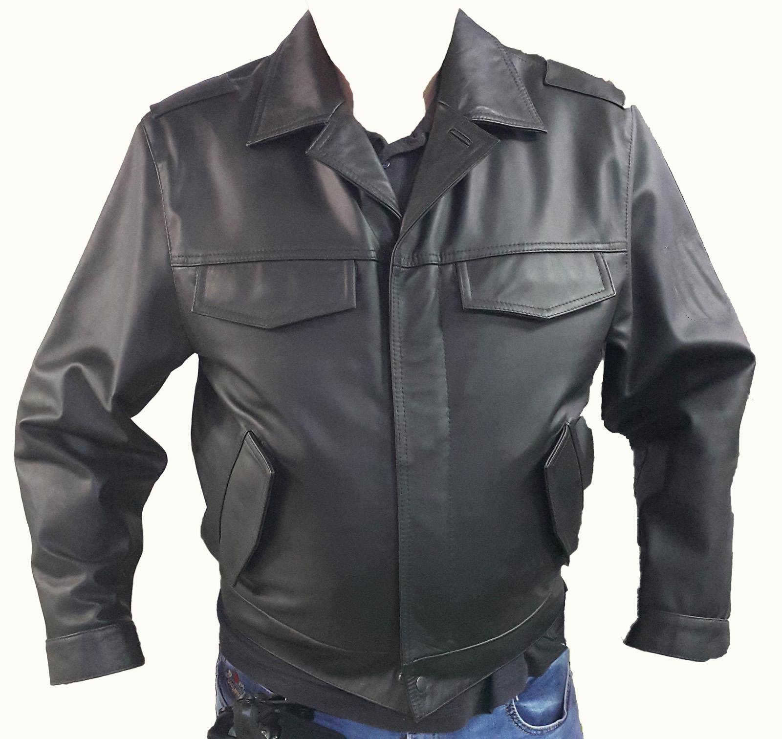 Kozna jakna Nemačke policije 2
