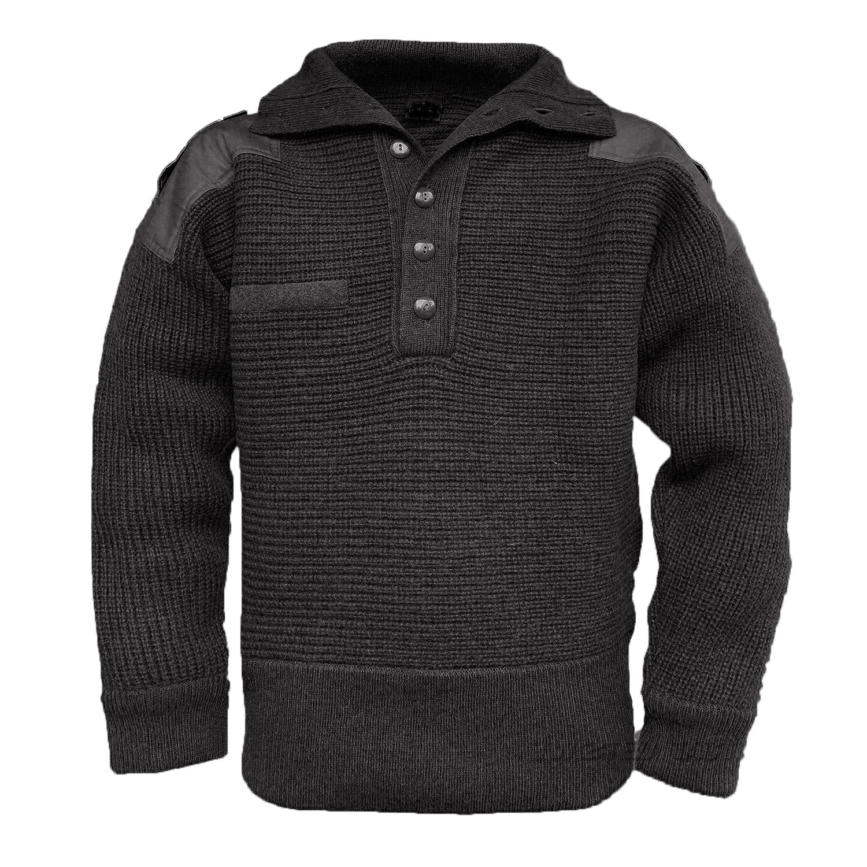 Originalni džemper Austrijske vojske crni