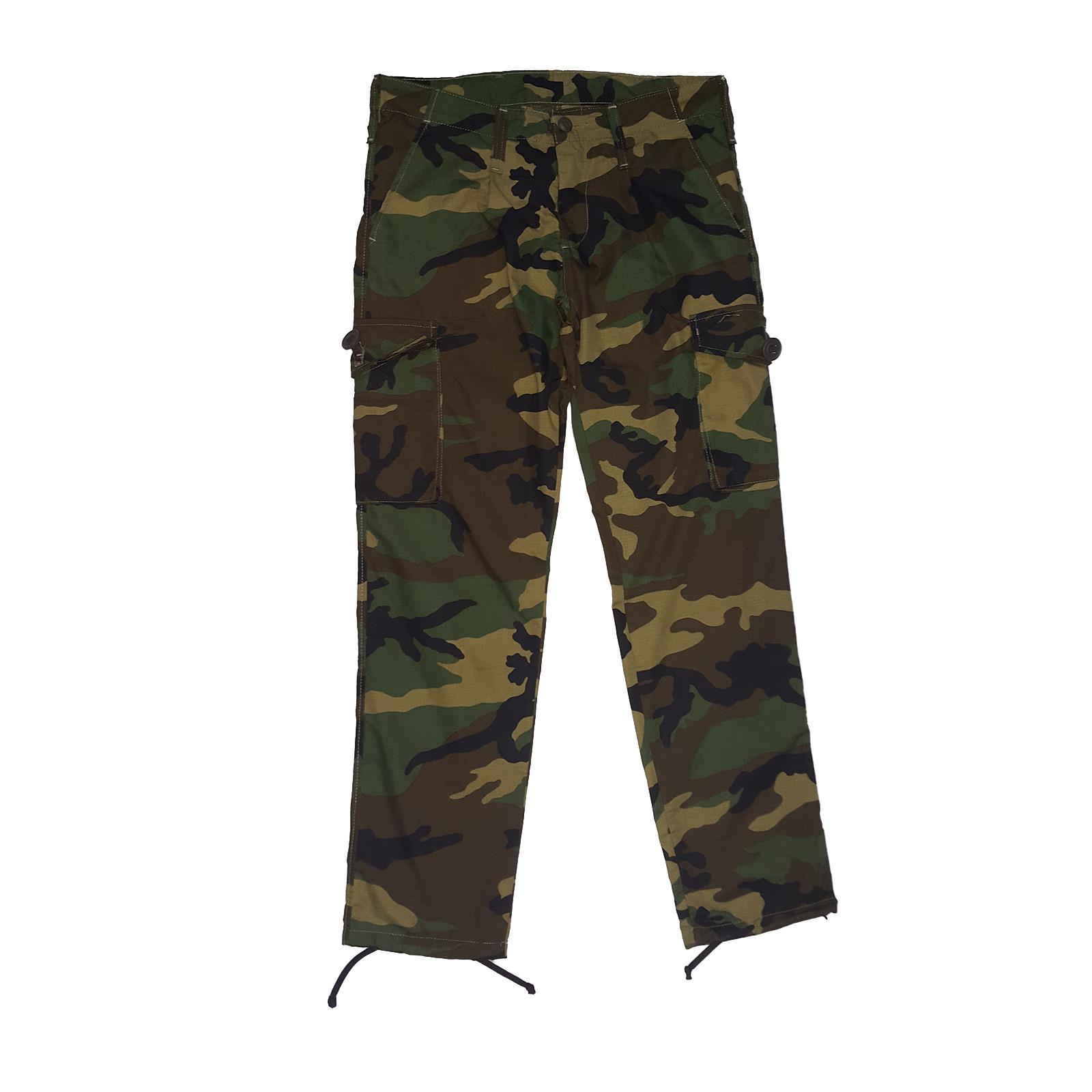 Combat pantalone Lightweight letnje US Woodland