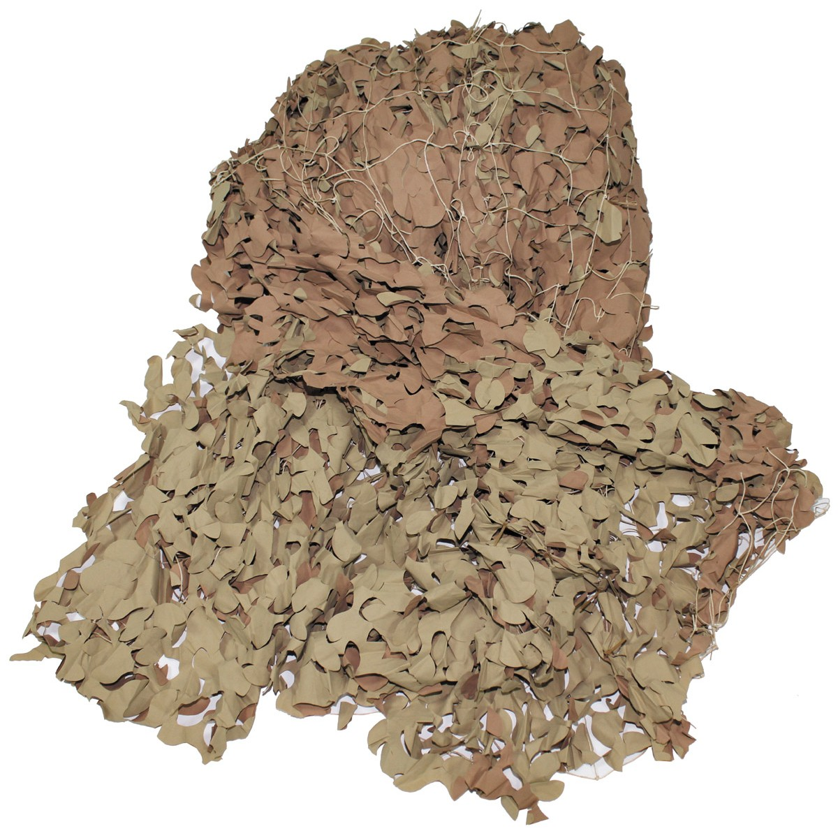 GB camouflage net, khaki, cut, 3 x 4 m,