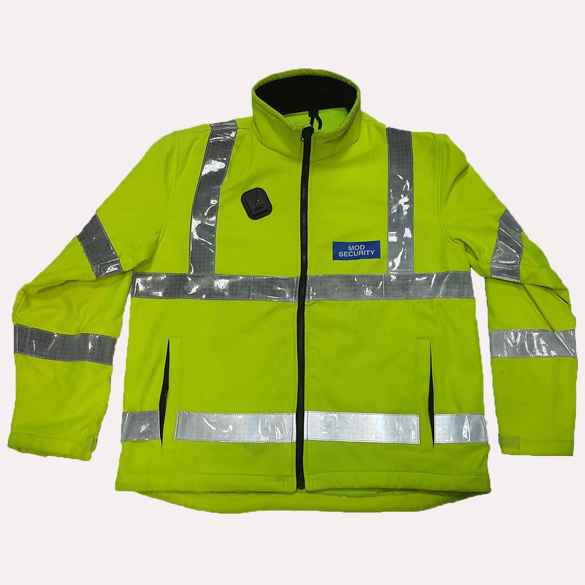 Softshell fluo jakna
