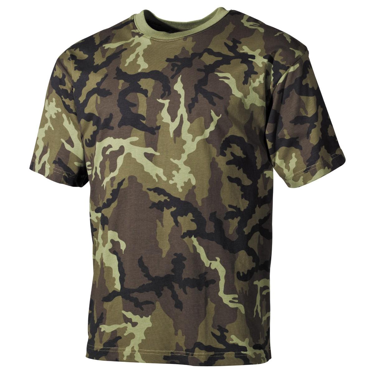 US T Shirt classic style M 95 CZ camo 170g m