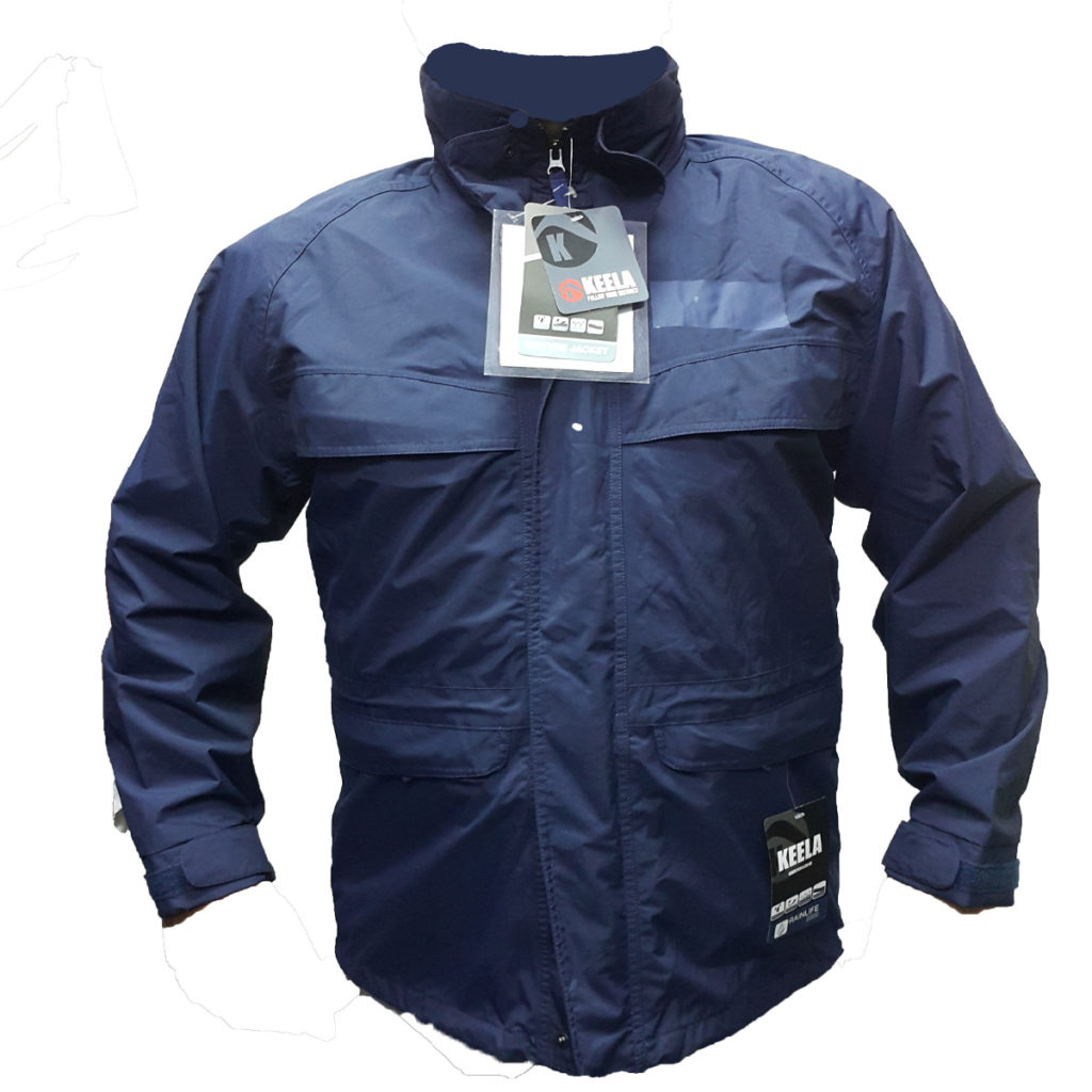 Kela jakna plava