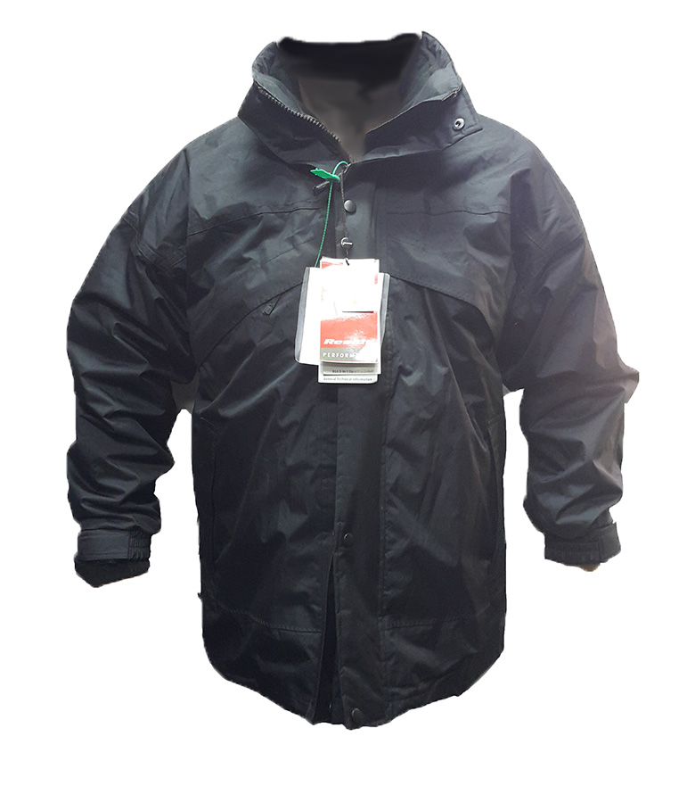 Result Performance 3 u 1 nepromočiva jakna crna 12222