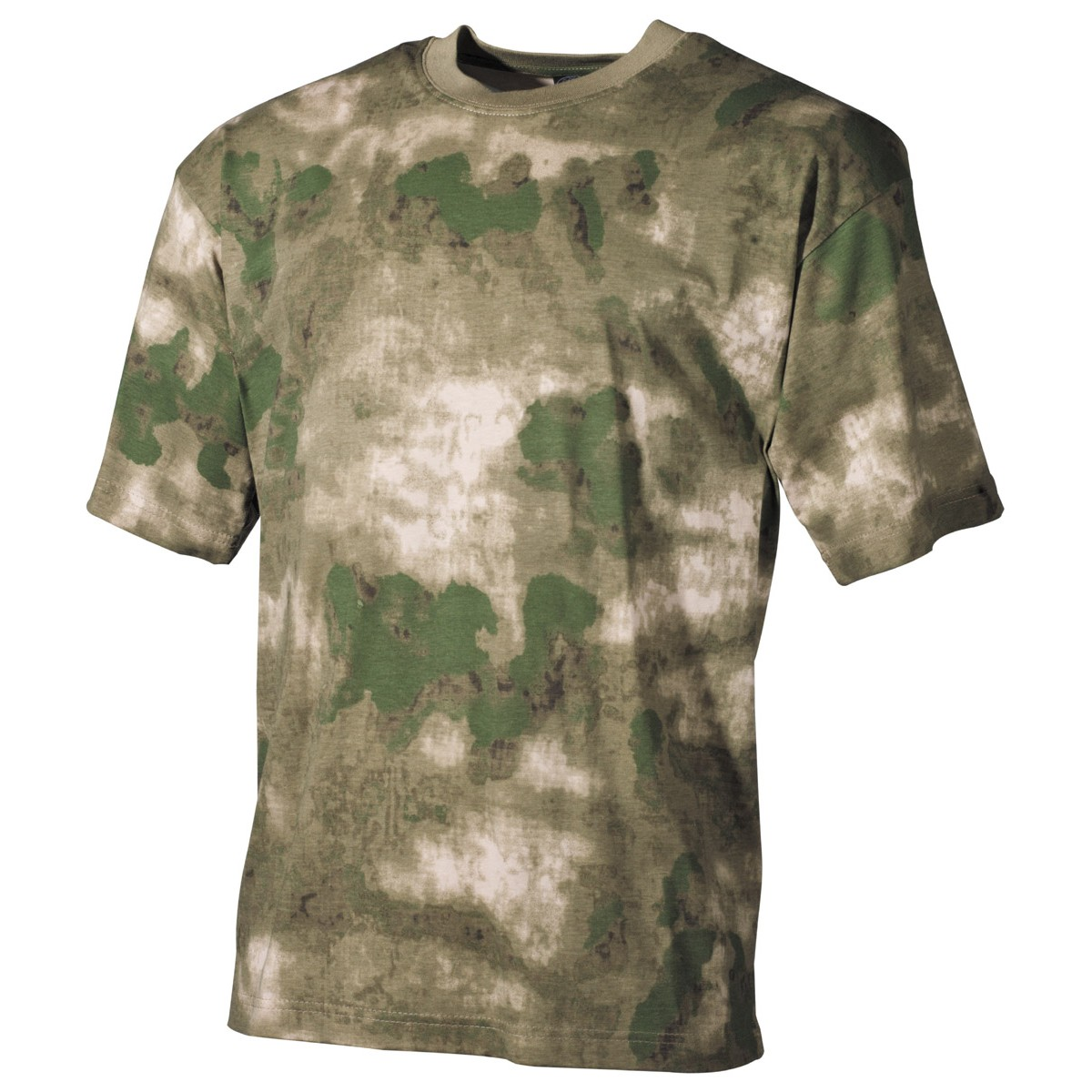 US T Shirt classic style Majica Atacs HDT camo green