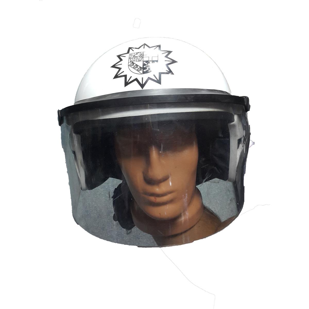 Zaštitna kaciga Nemačke policije