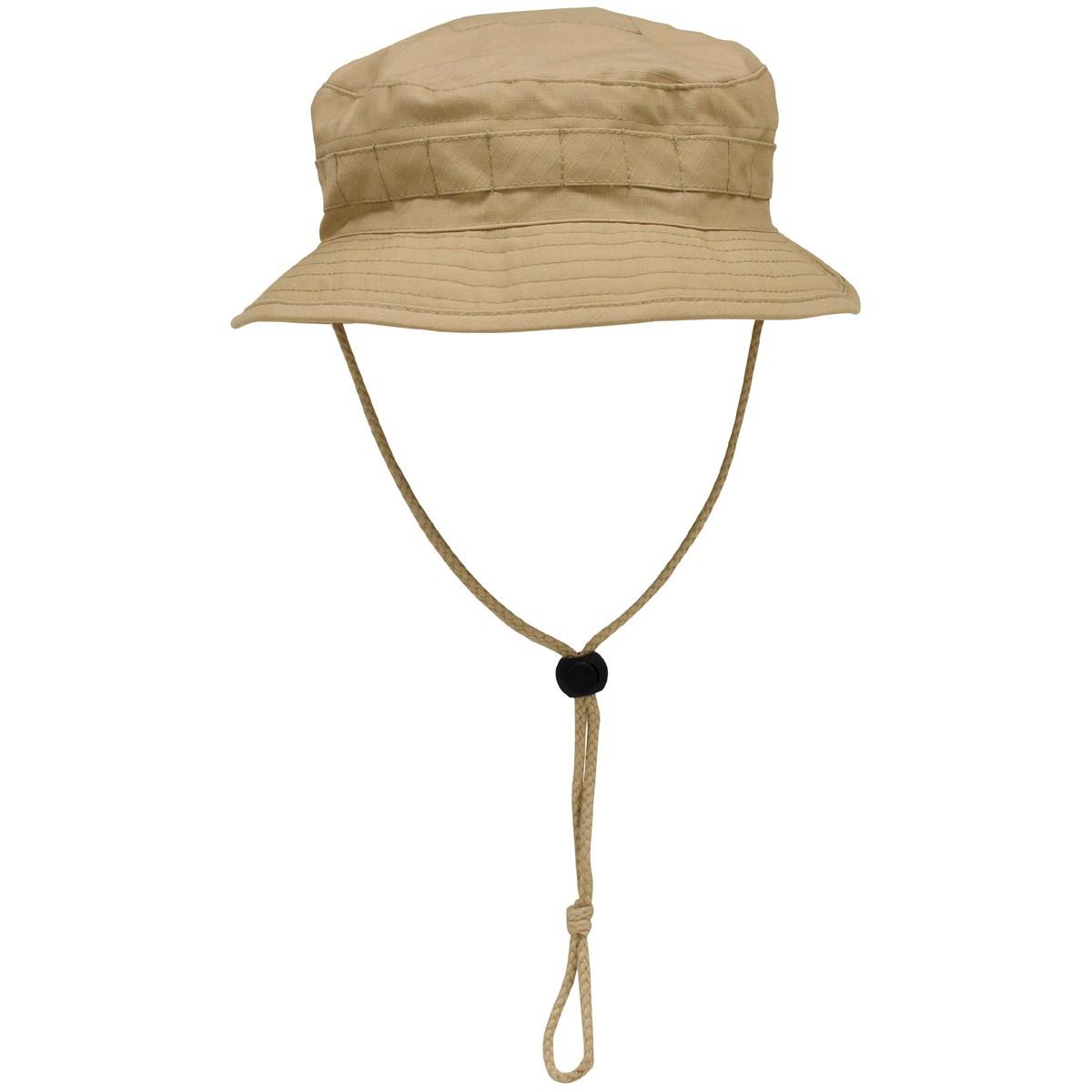 Boonie hat šešir rip stop kaki