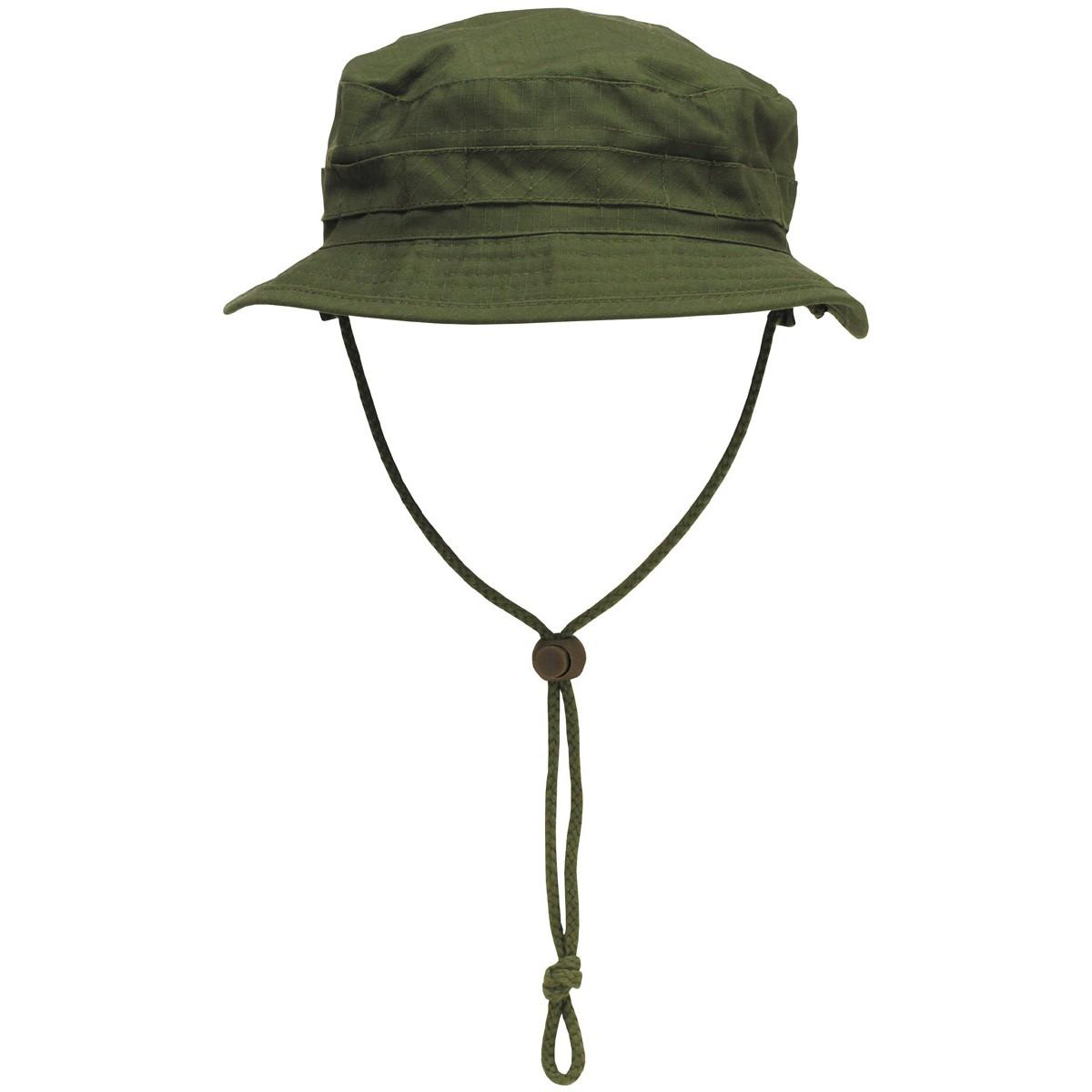 Boonie hat šešir rip stop zeleni OD