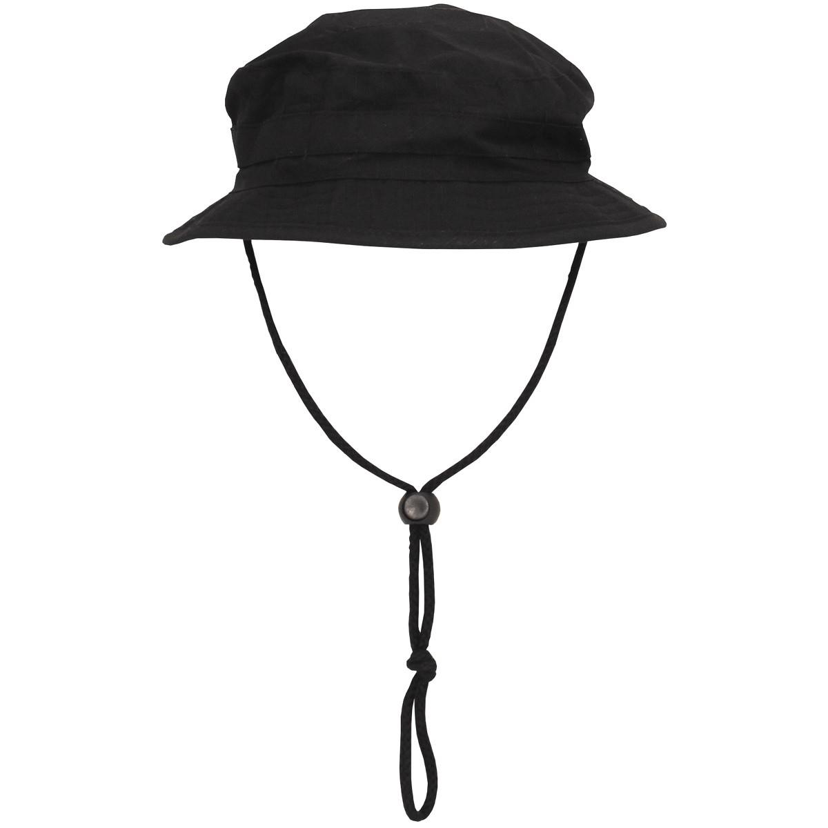 Bush hat šešir rip stop crni