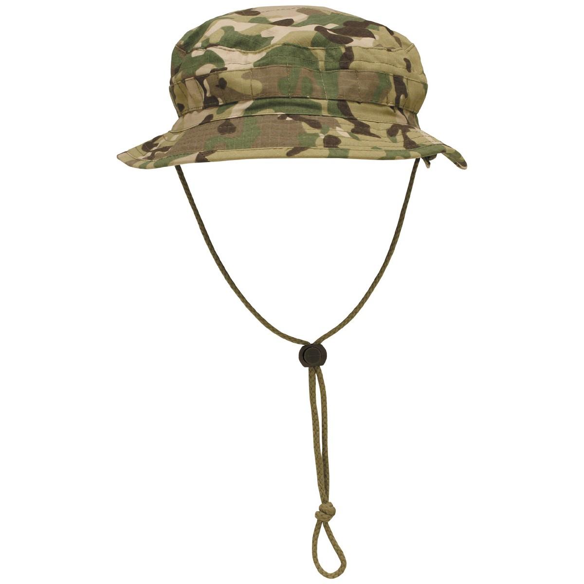 Bush hat šešir rip stop operation camo