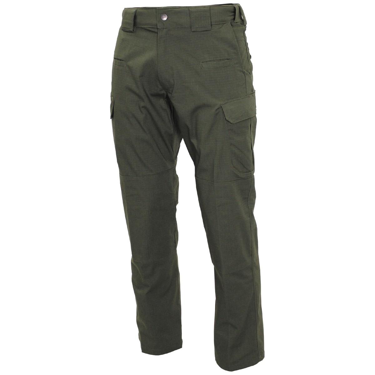 Taktičke pantalone Strike Teflon zelene
