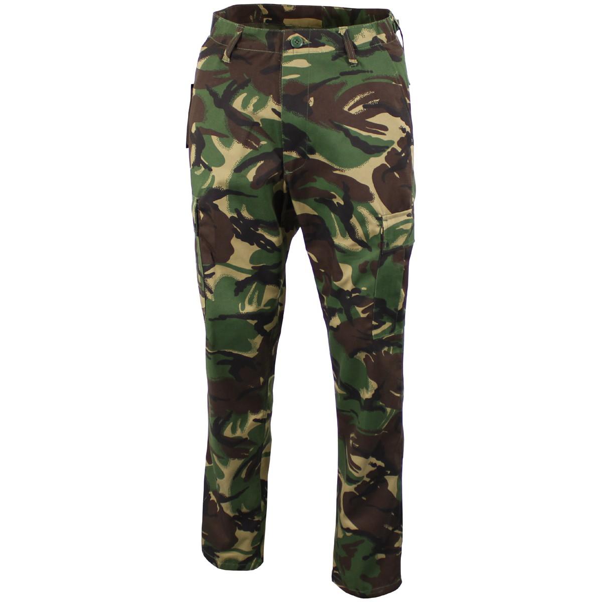 Pantalone US BDU fashion type DPM
