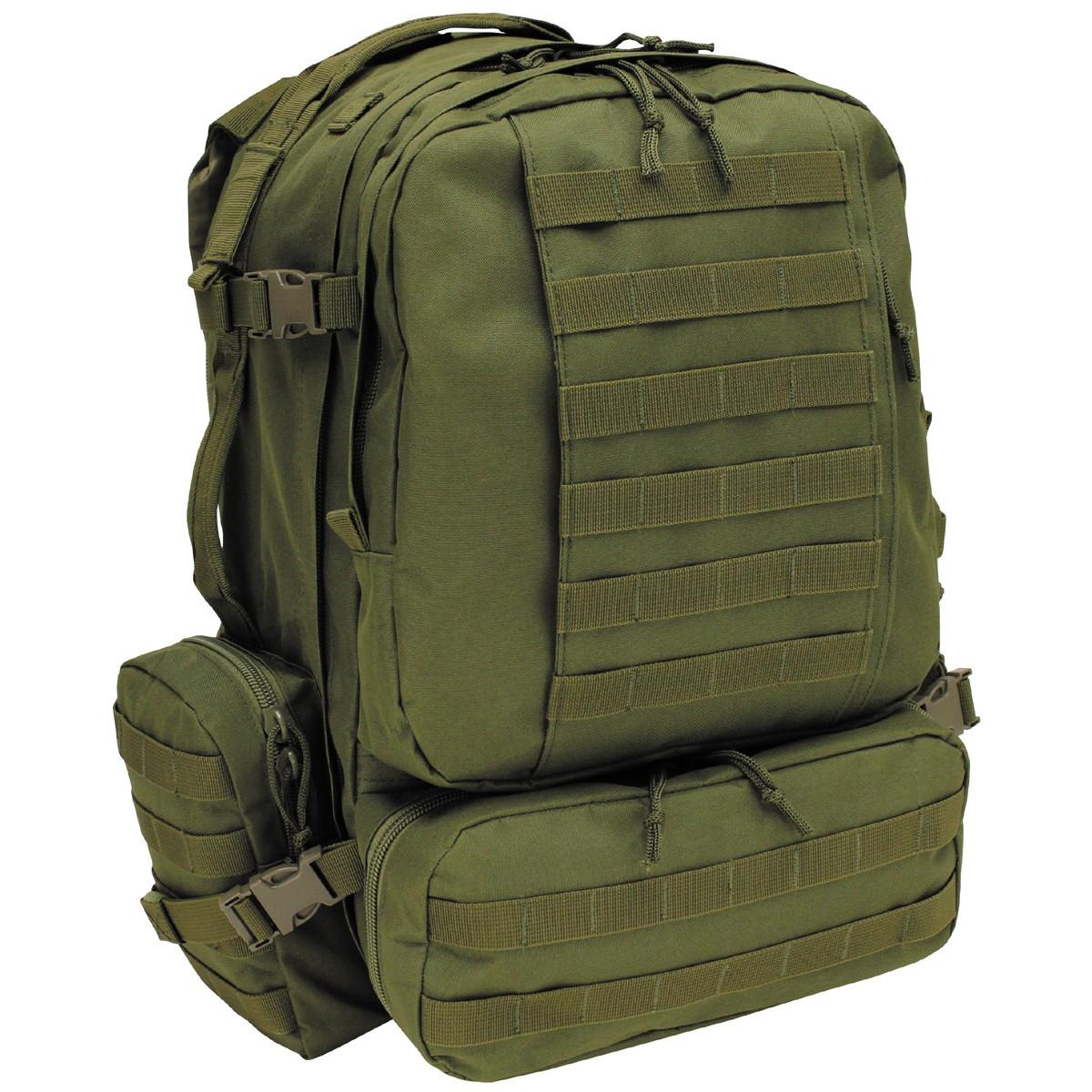 Ranac Tactical Modular zeleni