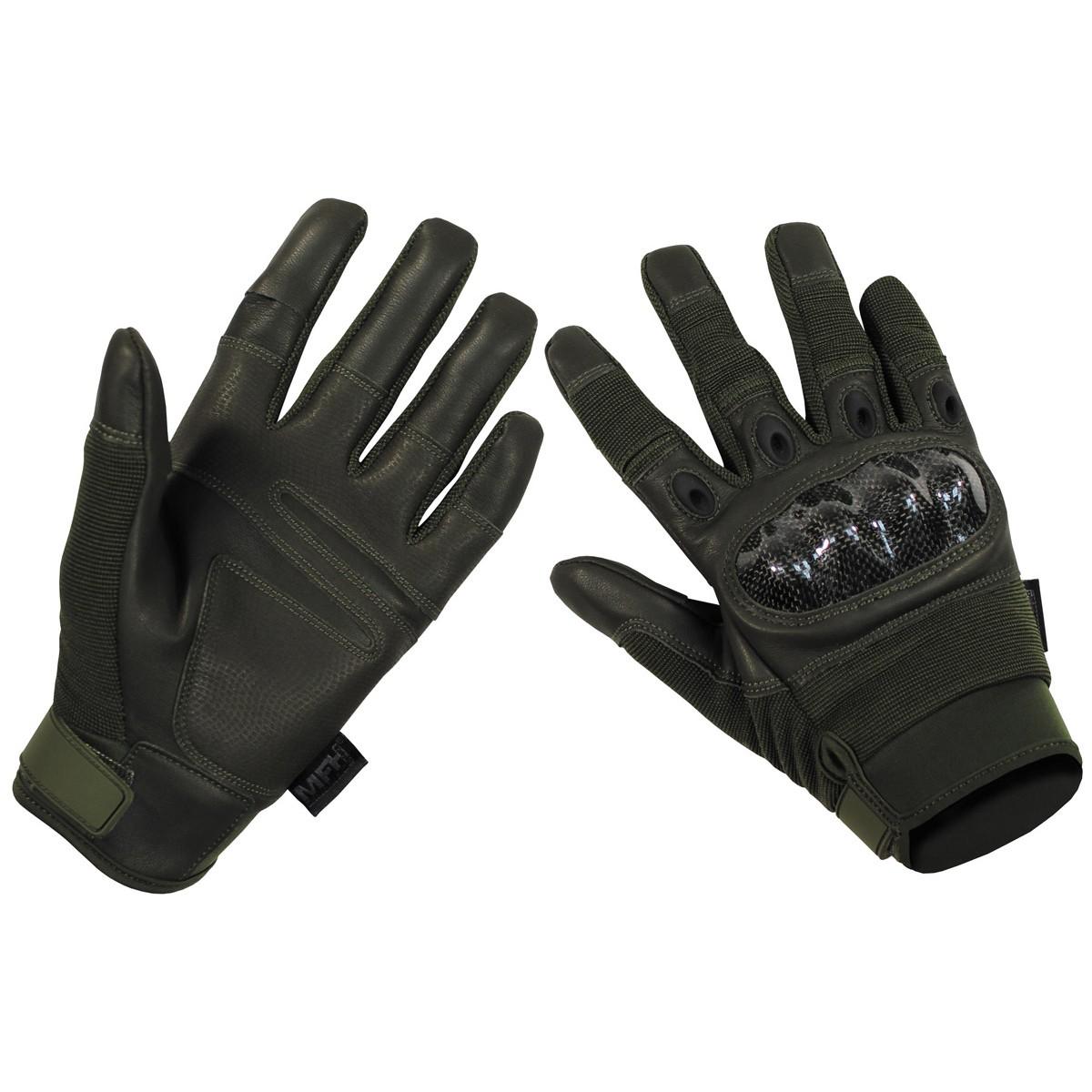 Taktičke rukavice Mission OD