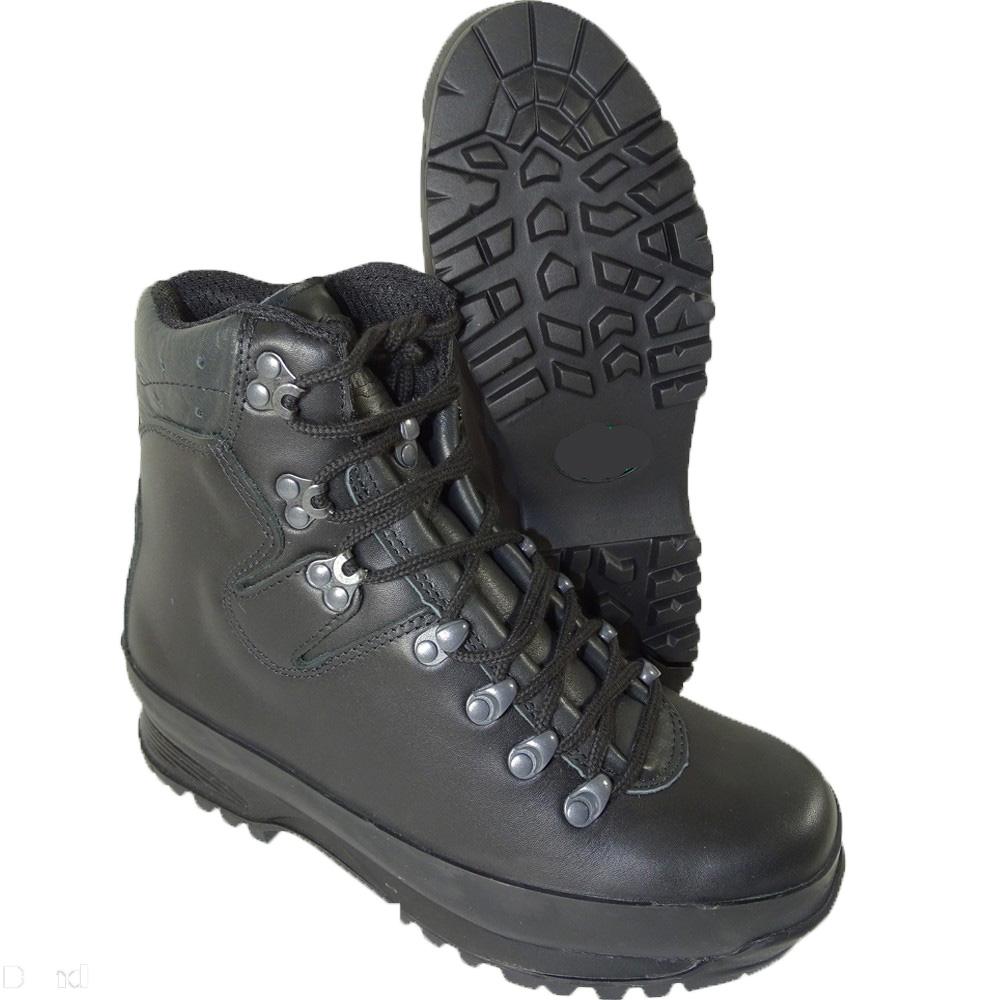 Čizme HAIX crne