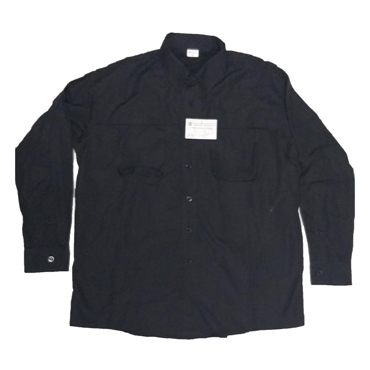 Košulja DRINA crna Mile Dragić
