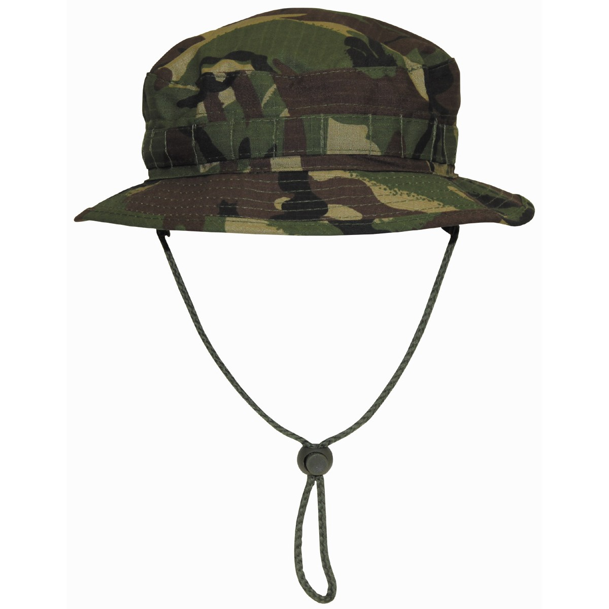 Boonie hat šešir rip stop DPM Woodland