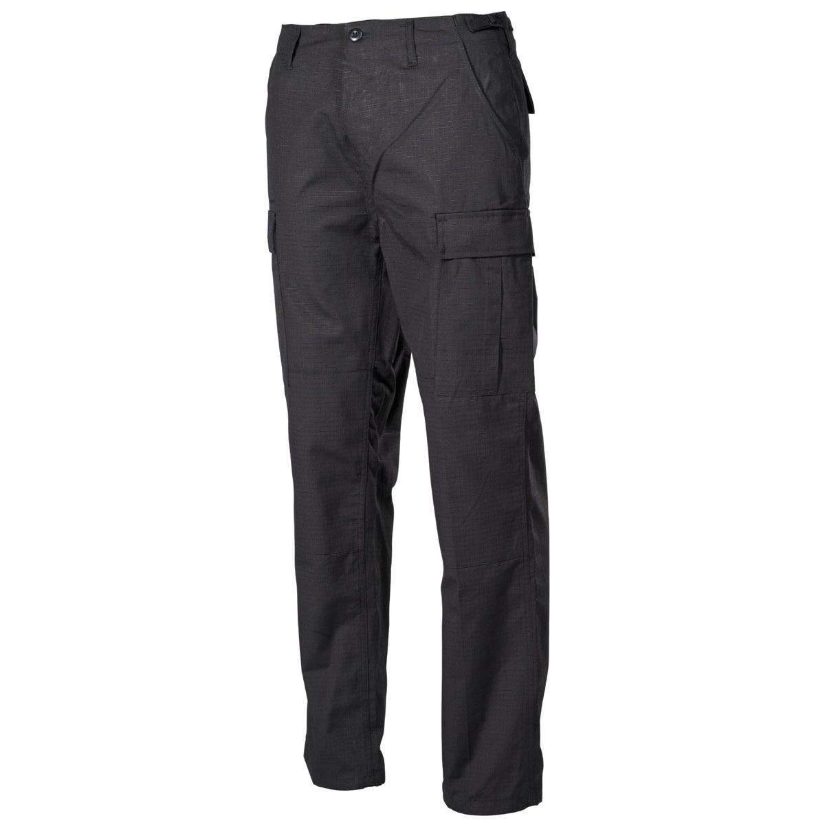 Pantalone BDU RIP STOP crne