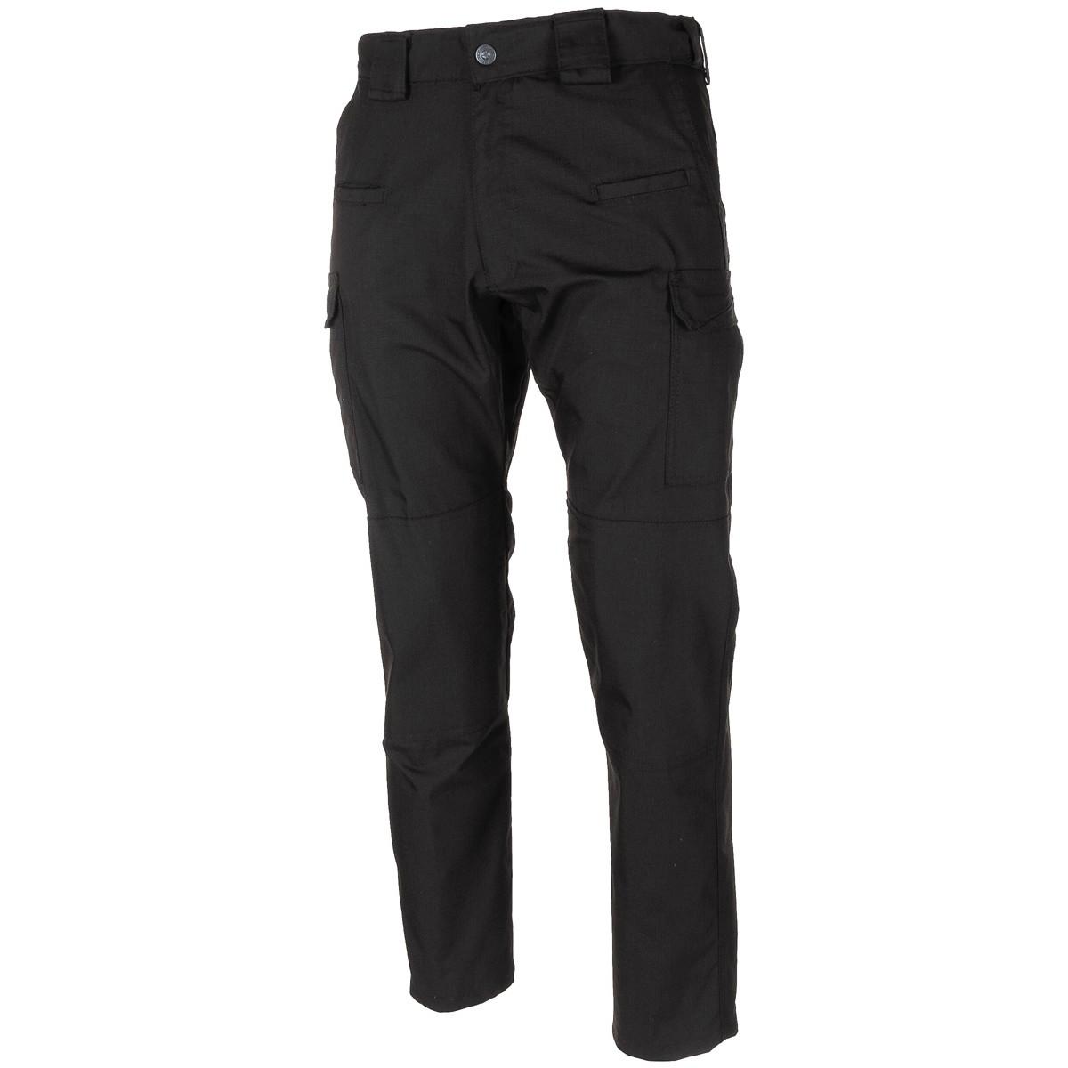 Pantalone taktičke Attack Teflon Rip Stop crne