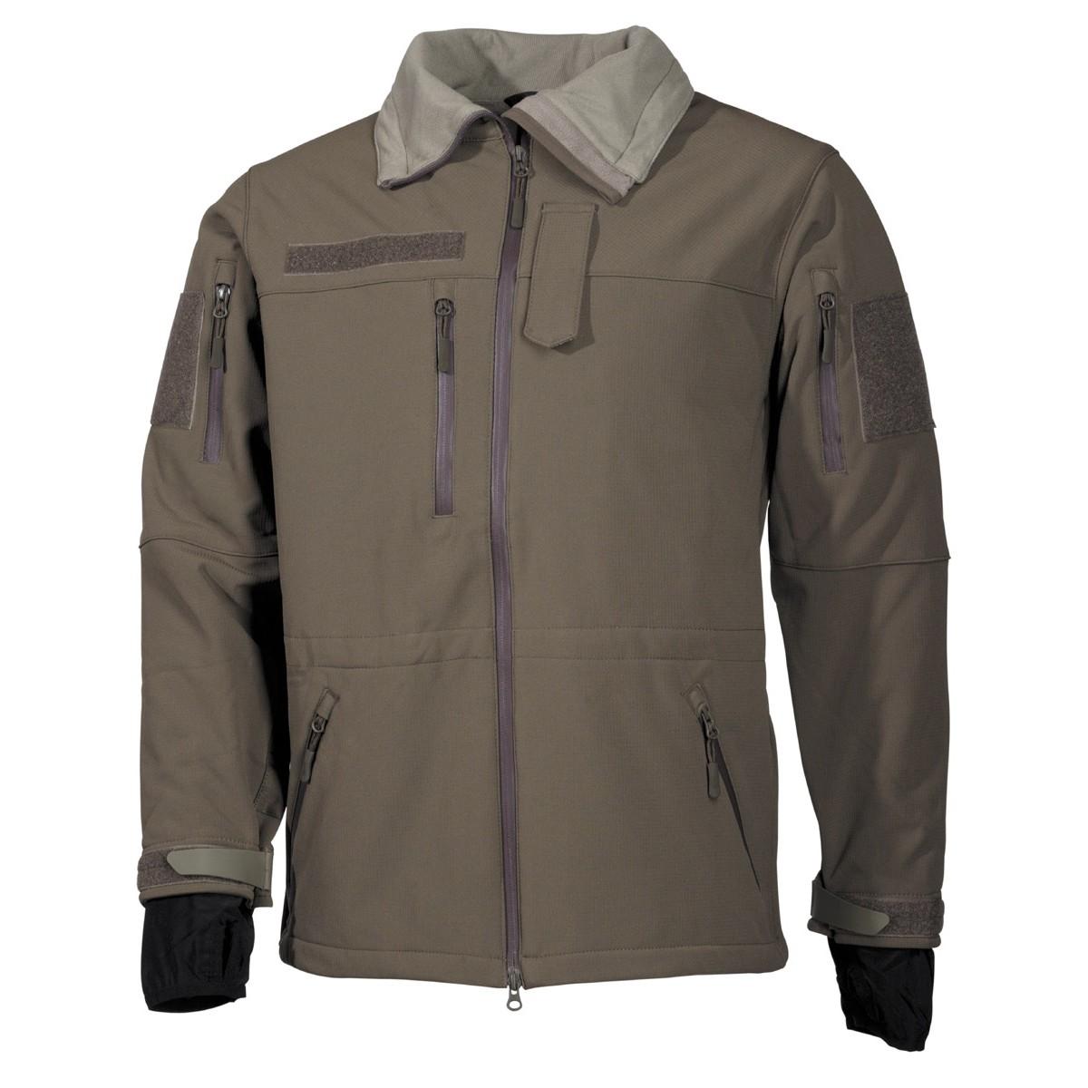 Softshell jakna High Defence OD