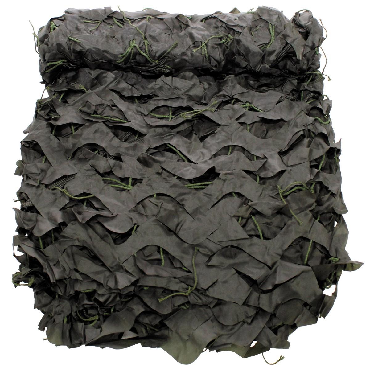Kamuflažna mreža zelena 3 x 2 m