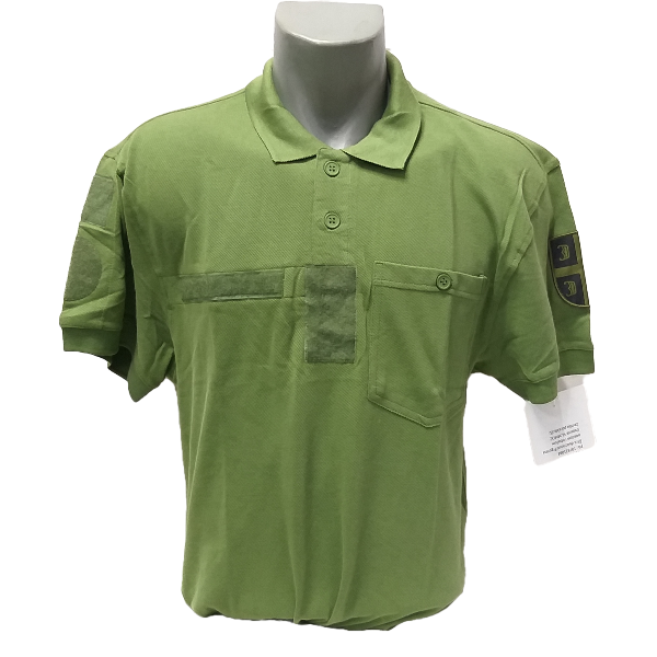 Polo majica srpske vojske zelena