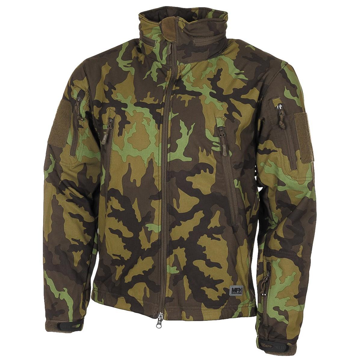 Softshell jakna, model SCORPION u CZ M 95