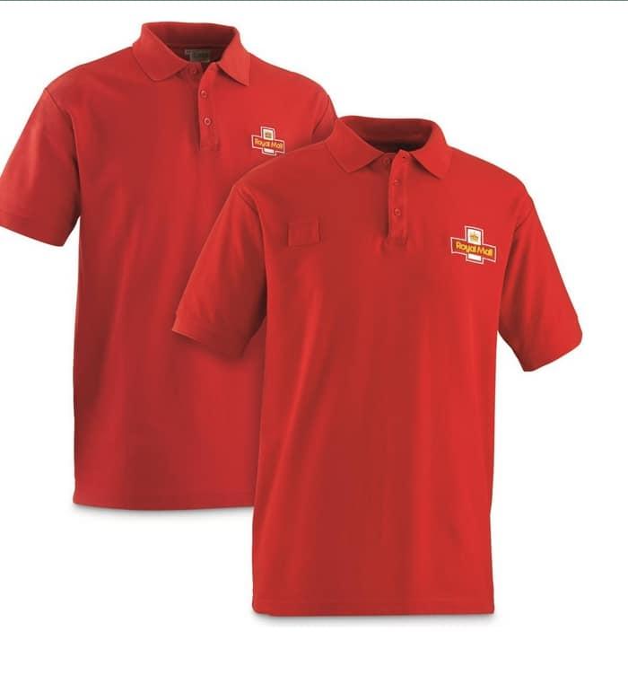 British Royal Mail Polo majica 5