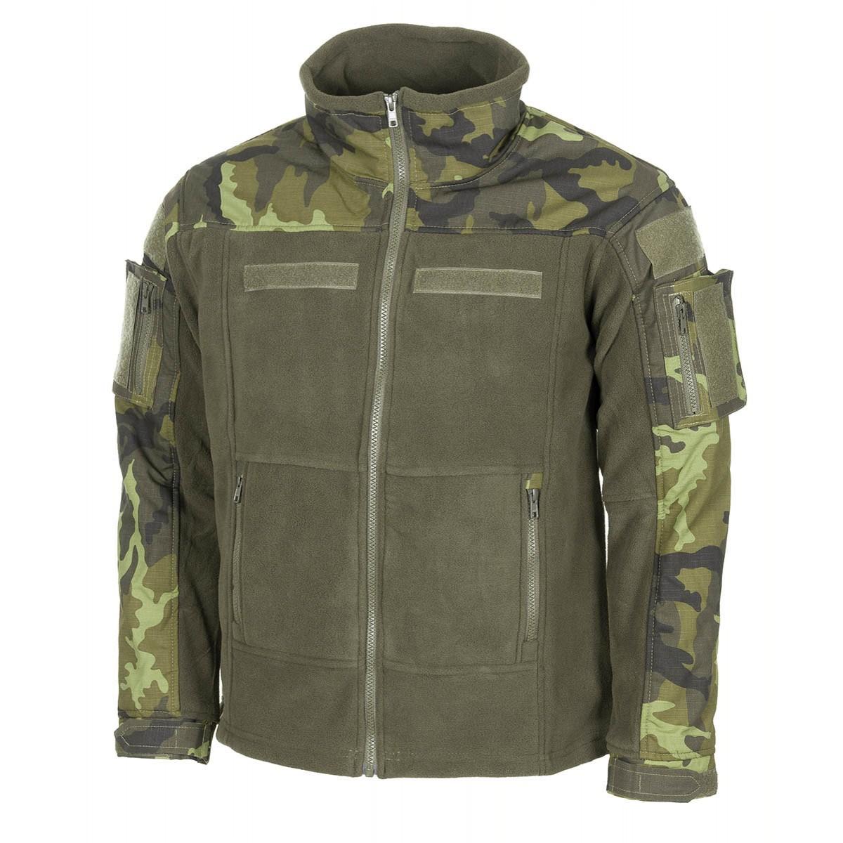 Flis jakna Combat M 95 CZ camo
