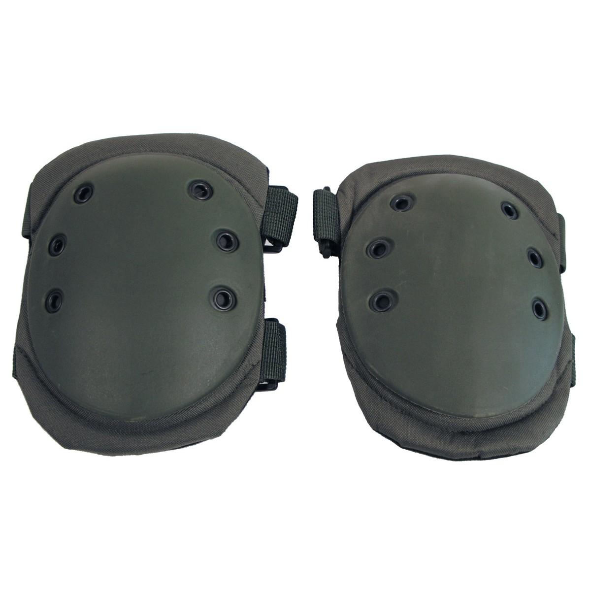 Štitnici za kolena OD zeleni
