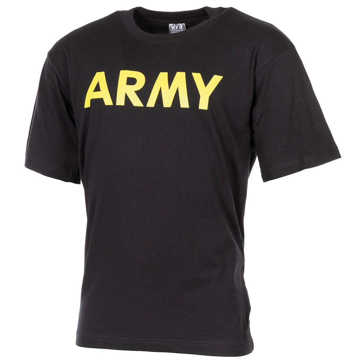 Majica Army crna