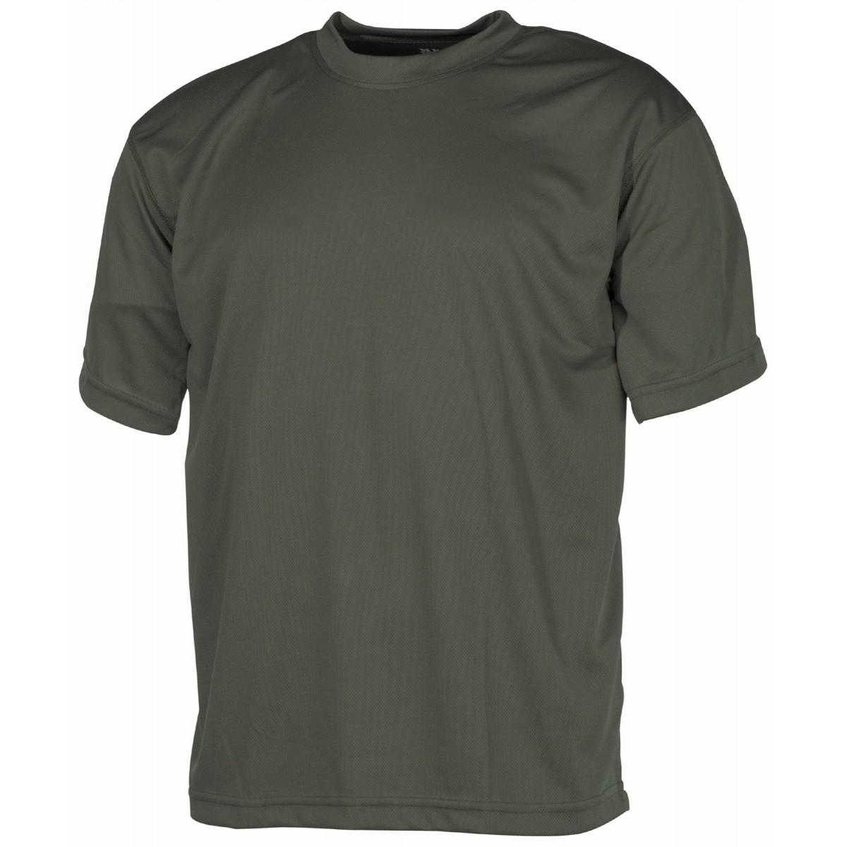 Majica Tactical OD zelena